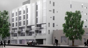 Artist's Rendering of Sherbrook Flats