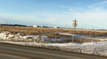Land available between McCreary Road & Wyper Road at Winnipeg, MB.